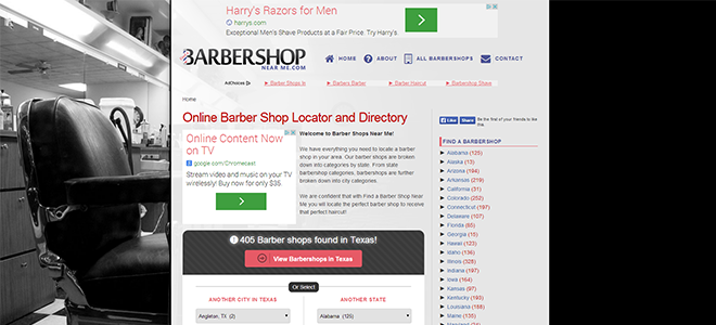 Barbershop Around Me : barber shops near me barber shops near me services provided web design