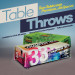 Custom Table Throws Can Throw Deepness and Classiness