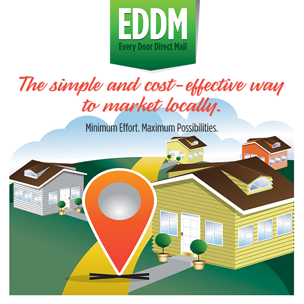 What's the Difference Between EDDM and Direct Mail? EDDM vs Direct Mail